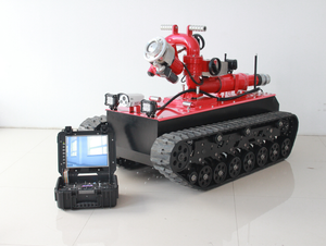 Fire Fighting Robot RXR-M80D-15KT